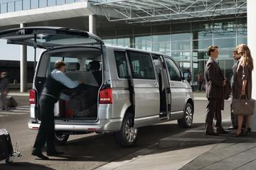 English Speaking Private Minibus Arrival Transfer from Riga Airport