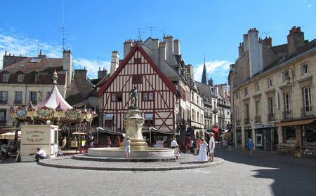 Historic Dijon Market Walking Food Tour
