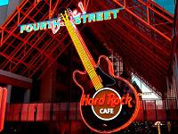 Hard Rock Cafe Louisville Lunch or Dinner