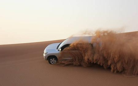 Dubai Extreme Desert Safari (With Dinner)