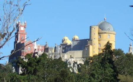 Sintra, Cascais and Estoril Full-Day Private Tour