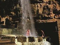 Hammamat Main Hot Springs and Dead Sea Day Tour from Madaba