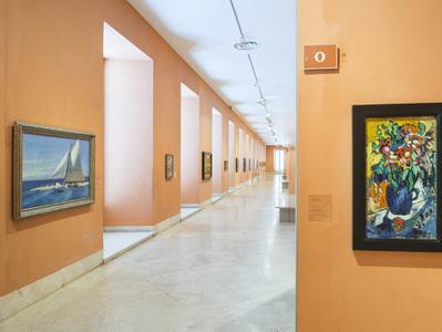Madrid Panoramic Tour + Thyssen-Bornemisza Museum Skip the Line Ticket