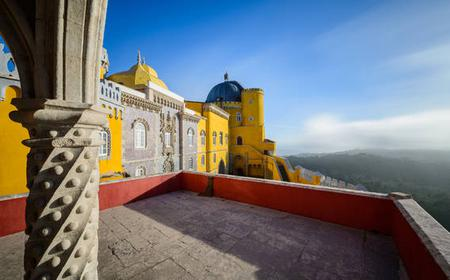 Private Sintra Sightseeing Tour from Lisbon