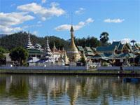Half Day Mae Hong Son City and Temple - Private Tour