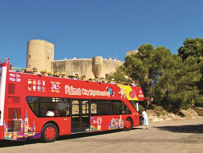 City Sightseeing Palma de Mallorca Hop On Hop Off Tour