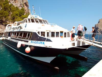 Full Day Island Tour - Soller and La Calobra with Bus Boat Train and Tram from Mallorca