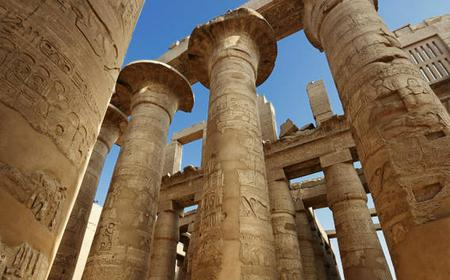 Karnak and Luxor Temples Day Tour in Luxor