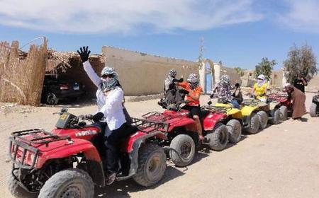 Luxor Day Trip with City Tour, Quad Bike Safari & Lunch