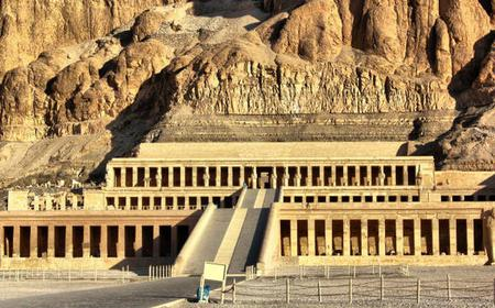 Luxor Day Tour to Valley of Kings & Hatshepsut Temple