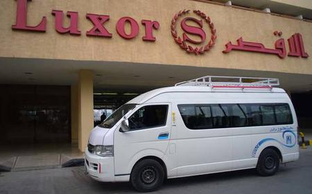 Transfer from Luxor to Marsa Alam