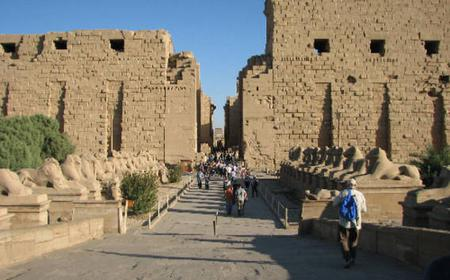 Overnight Trip to Luxor from Marsa Alam
