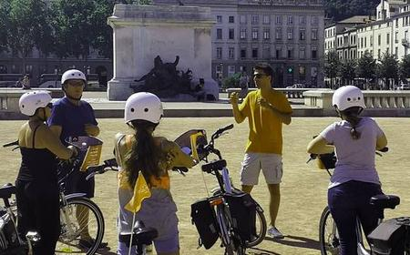 Lyon: 2.5-Hour Electric Bike Tour with a Tasting Break