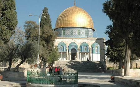 Jerusalem Full-Day Private Tour from Amman or Dead Sea