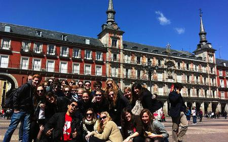 Madrid Free Guided Evening Tour