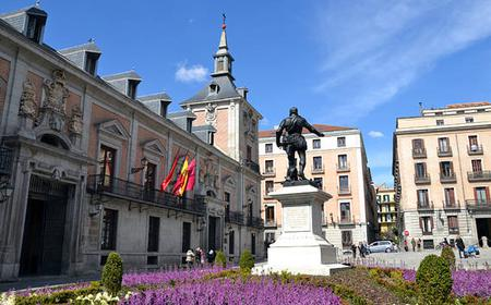 Madrid: 3-Hour Free Walking Tour