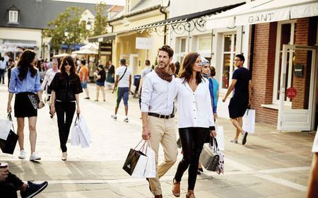 Luxury Las Rozas Shopping Village Transfers from Madrid