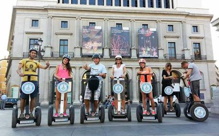 Madrid City Center 1-Hour Fun Segway Tour