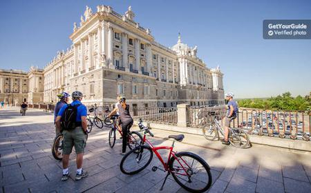 Scenic Madrid 3-Hour City Cycling Tour