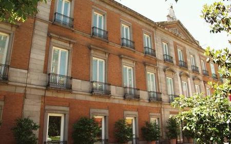 Madrid Panoramic Tour & Thyssen-Bornemisza Museum