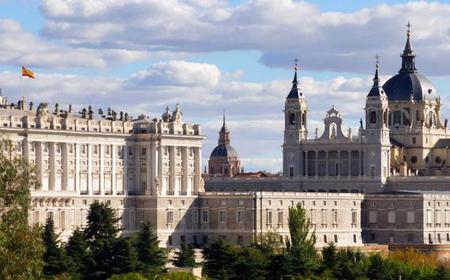 Madrid: 1-Day Tour with El Escorial Visit
