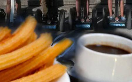 Madrid: 1-Hour Segway Tour with Chocolate and Churros