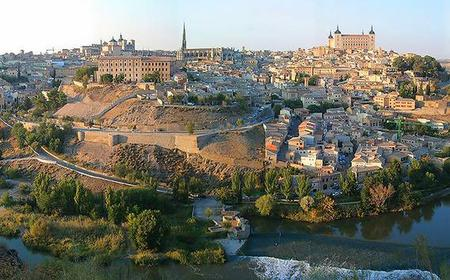 From Madrid: Half-Day Art & Architecture Tour in Toledo