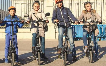 Madrid: Private Shopping Tour w/ Segway or E-Scooters