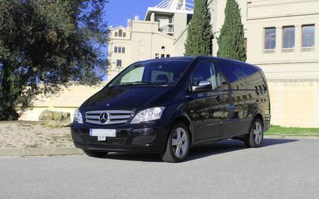 Madrid Barajas Airport to Madrid City: 1-Way Transfer