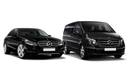 Madrid Private 1-Way Transfer Between Airport & Hotels