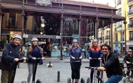Madrid: 3-Hour Segway Sightseeing Tour
