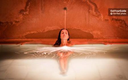 Hammam Madrid: Bath and Almudaina Ritual