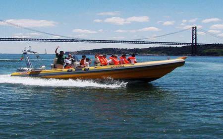 Sintra and Cascais Full-Day Tour with Speedboat Return
