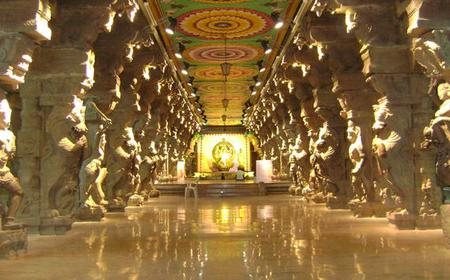 Madurai Cultural Heritage Day Tour