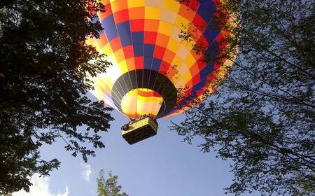 Hot-Air Balloon Flight over Lazio from Magliano Sabina