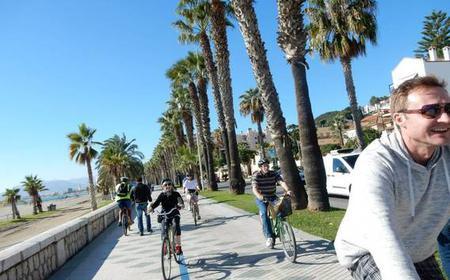 Málaga City Highlights 4-Hour Bike Tour
