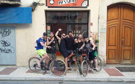 Malaga: 2-Hour City Tour by Bike