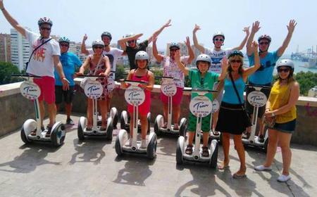 Malaga City Tour by Ninebot
