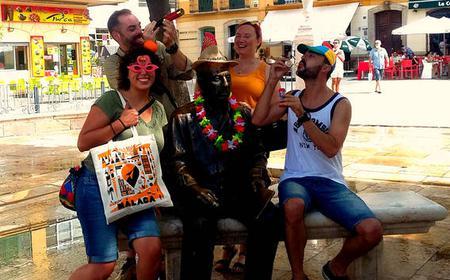 Málaga: 3-Hour Private Sightseeing Treasure Hunt