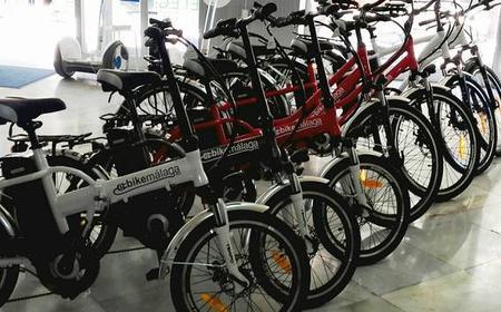 Malaga Electric Bike Rental