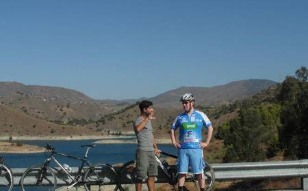 Biking Tour of Malaga with Panoramic City Views