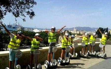 2-Hour Ninebot Malaga Tour (Little Segways)