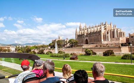 Palma de Mallorca Hop-On Hop-Off Bus Tour 24 or 48-hour