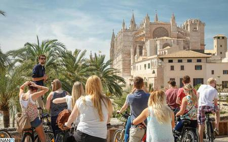 Palma Old Town 3-Hour Guided Bike Tour