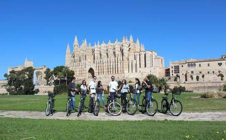 Palma de Mallorca Old Town Guided Bike Tour