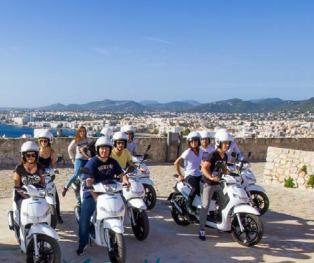 Mallorca Delight Scooter Tour