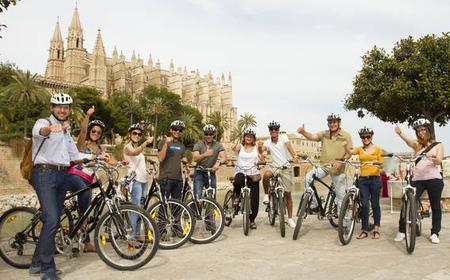 Palma 3.5-Hour Tapas Bike Tour