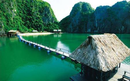 Halong Bay - Cat Ba - Monkey Island - Fishing 04 Days