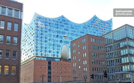 Hamburg: guided tour of the Elbe Philharmonic Hall