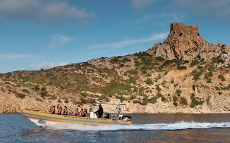 Mallorca: Speedboat Trip to Cabrera